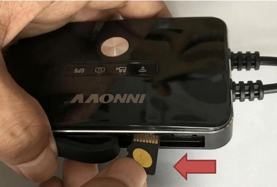 Innovv K2 micro SD kártya