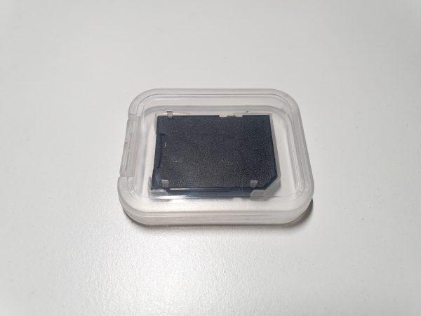 256 GB memóriakártya
